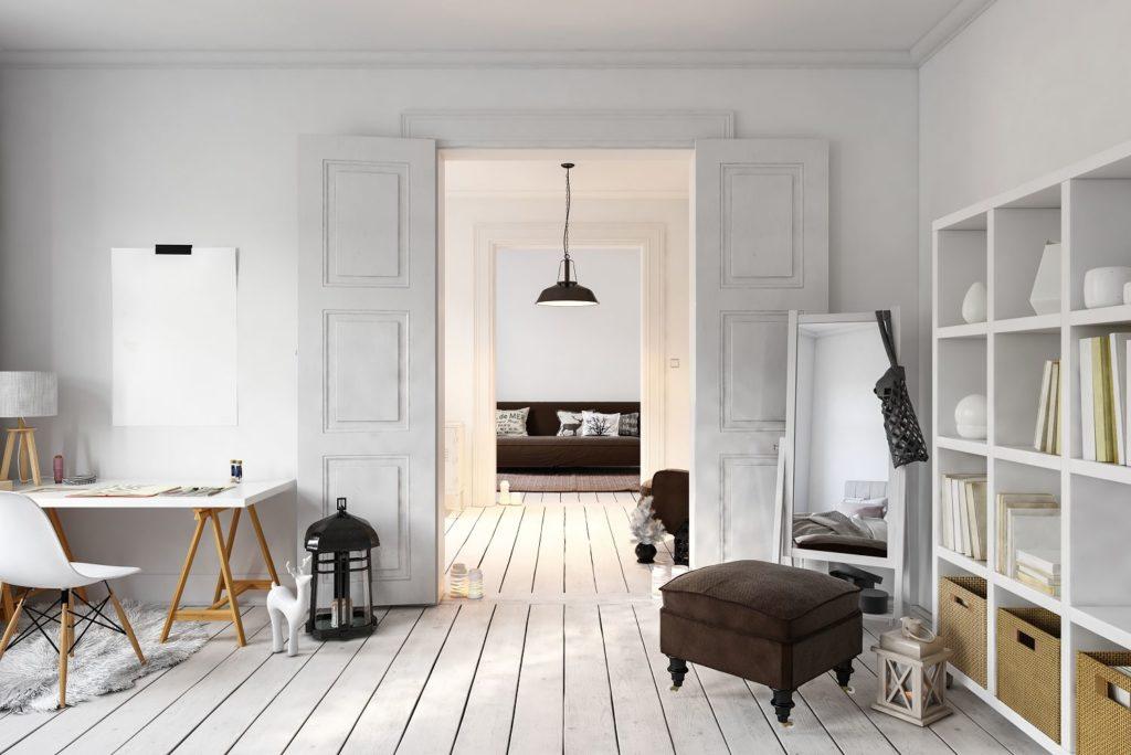 Architecte d'intérieur avenue de Wagram 75017 Paris