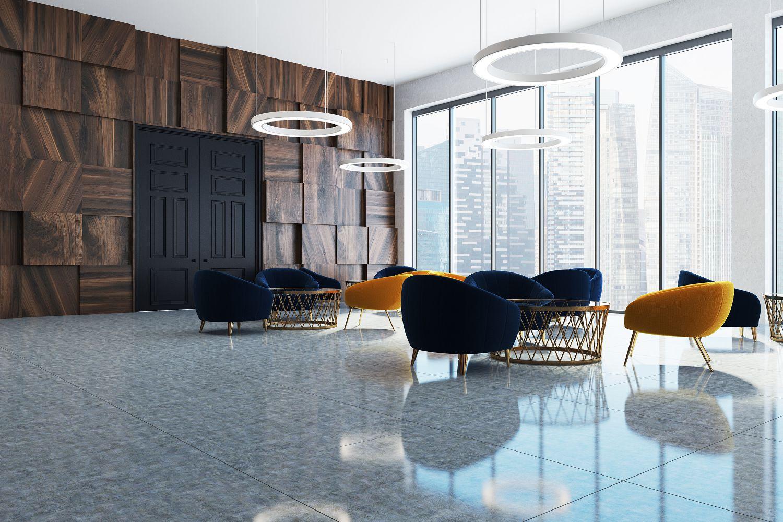 Projet rénovation bureau avenue George-V 75008 Paris