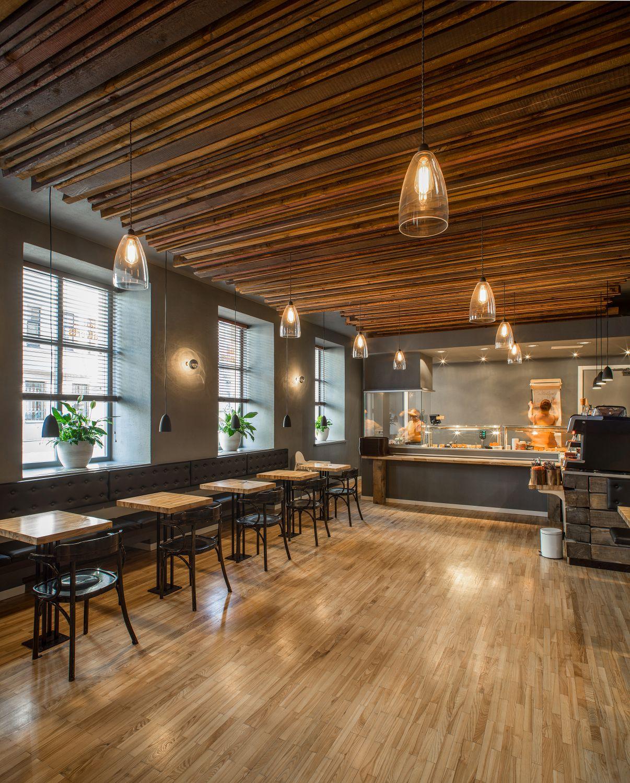 Projet restaurant Le Marais 75004 Paris