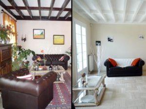 architecte d'interieur home staging appartement Paris