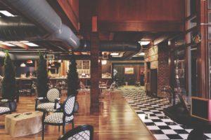 architecte d'intérieur restaurant