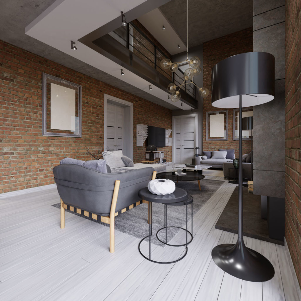 Projet loft rue d'Auteuil 75016 Paris