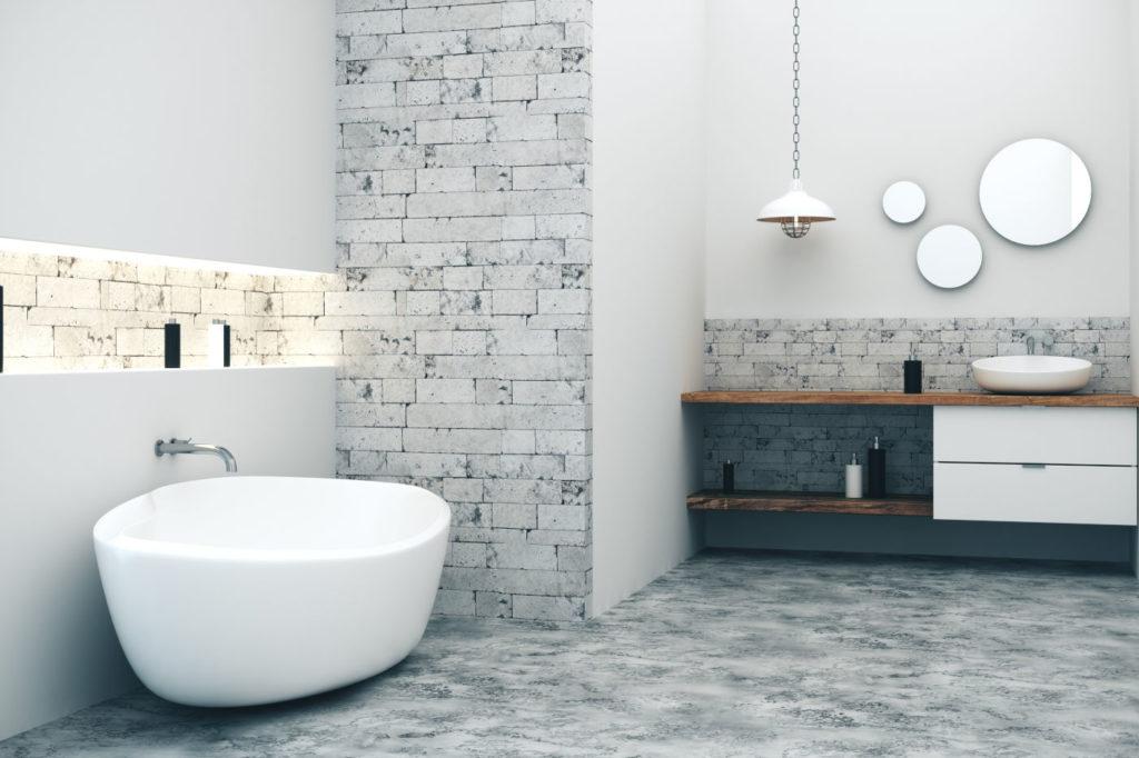 Projet salle de bain avenue de la Grande-Armée 75016 Paris