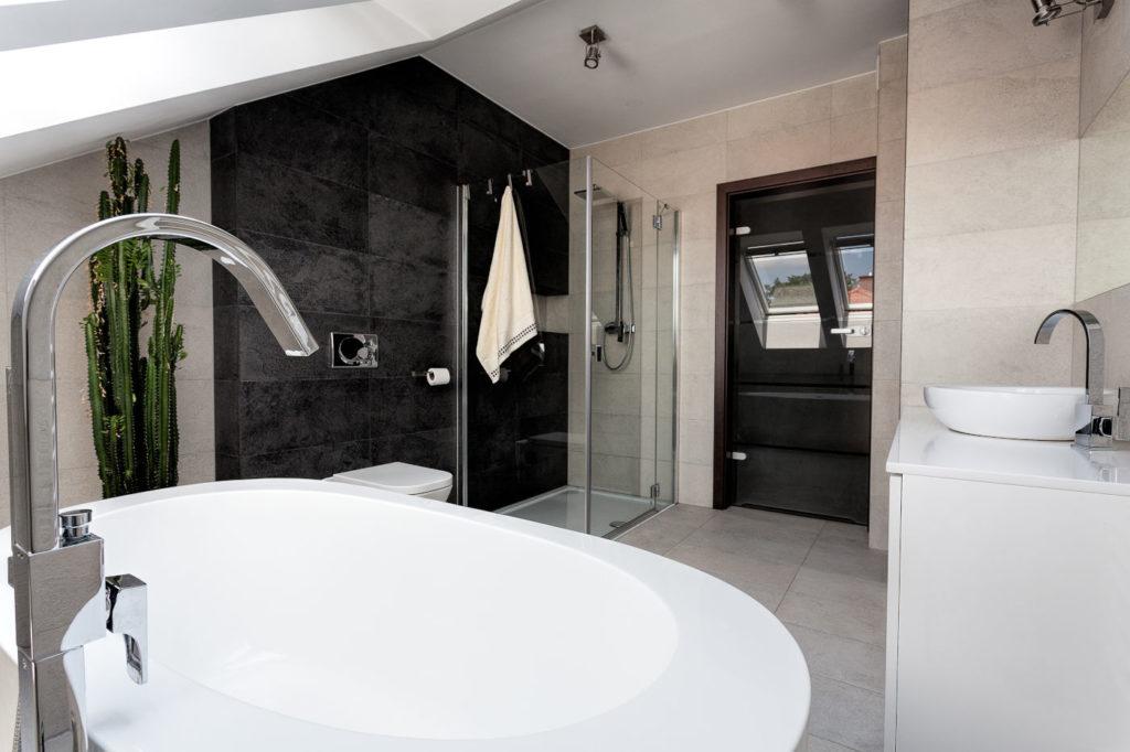 Projet salle de bain boulevard Suchet 75016 Paris