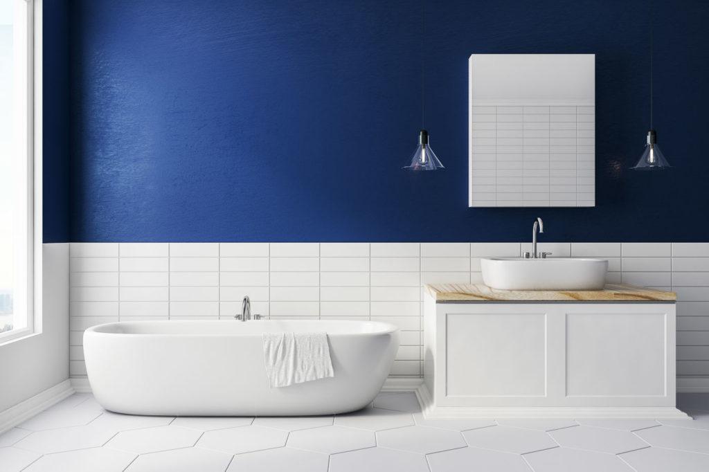 Projet salle de bain Boulogne-Billancourt 92100