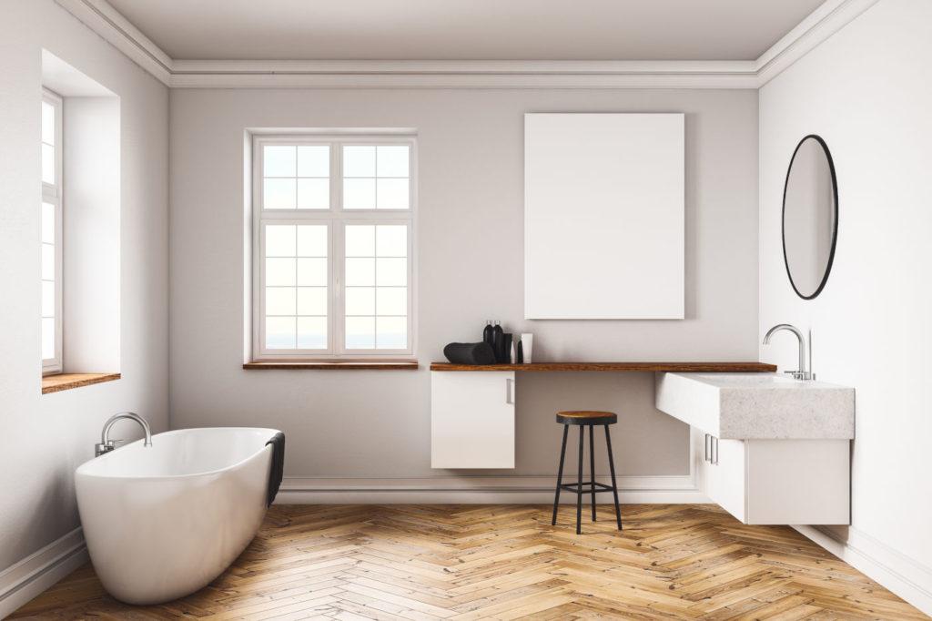 Projet salle de bain place d'Iéna 75016 Paris