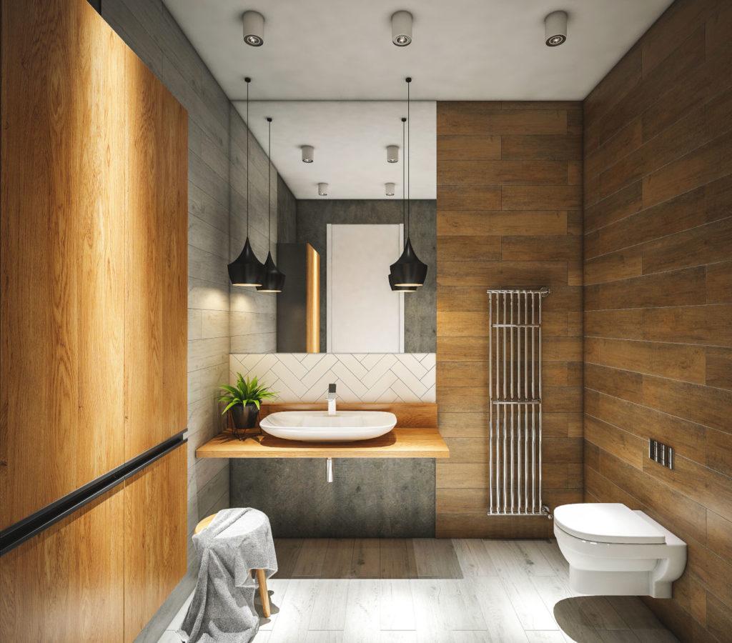 Projet salle de bain rue du Faubourg-Saint-Honoré 75008 Paris