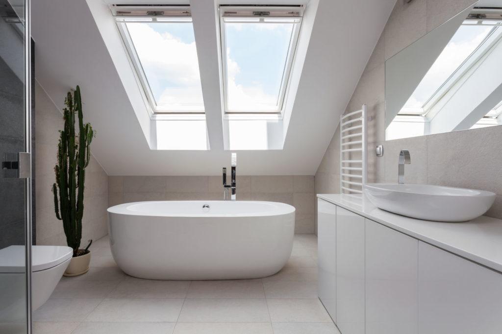 Architecte d'intérieur salle de bain rue Royale 75008 Paris